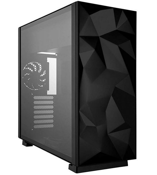 Rosewill Prism S Black Lite ATX Gaming PC case